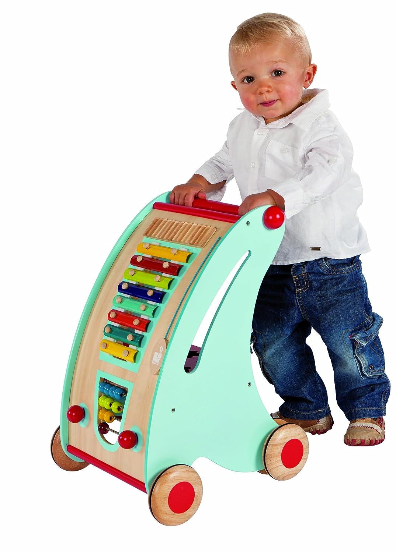 Janod 4505368 - Carrito para aprender a caminar ...