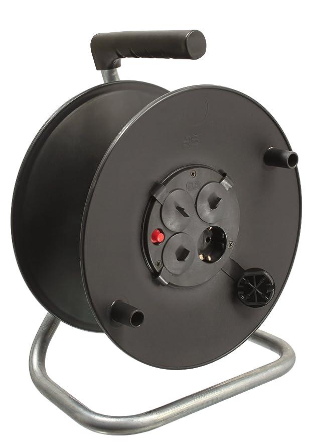 1 opinioni per As-Schwabe 880194- Avvolgicavo vuoto da 285 mm per cavo da 50 m IP 20, per uso