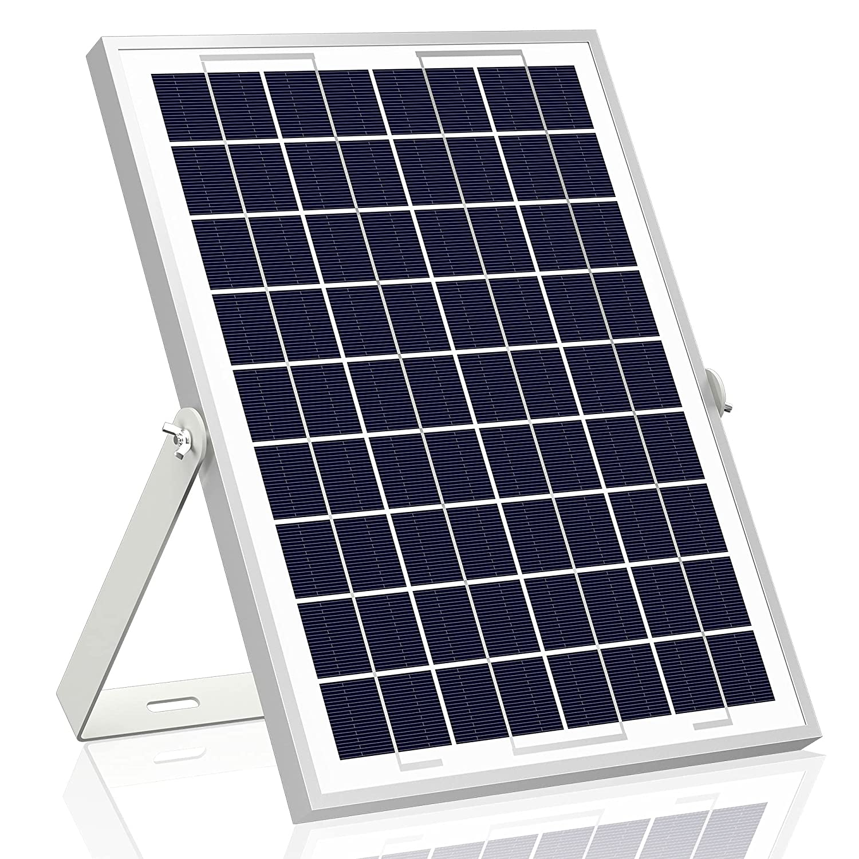 SOLPERK 10W Solar Panel,12V Solar Panel Charger Kit