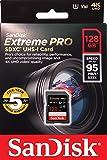 【5年保証 】SanDisk サンディスク SDXC カード 128GB Extreme Pro UHS-I 超高速U3 Class10 [並行輸入品]