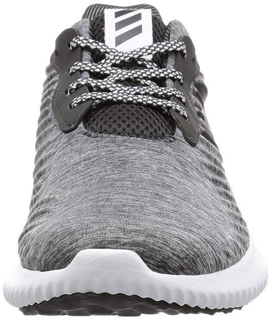 adidas Alphabounce RC M B42860 Adulte (Homme ou Femme) Chaussures de Sport, Gris 42.5 EU