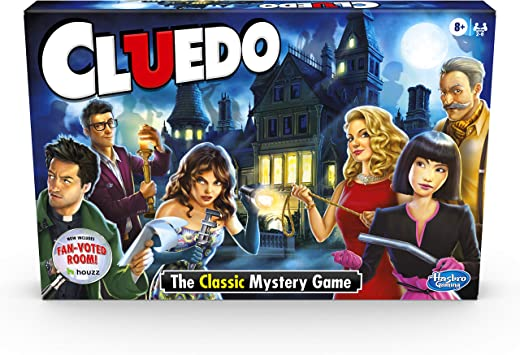 CLUE Cluedo The Classic Mystery Game: Amazon.es: Juguetes y juegos