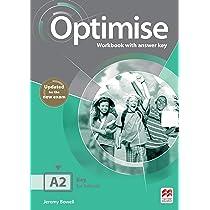 OPTIMISE A2 Wb +Key 2019: Amazon.es: Bandis, A., Bowell J.: Libros ...
