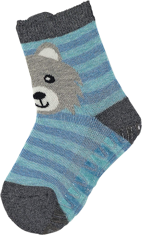 Sterntaler Fliesen Flitzer Air ABS Socken Babysöckchen Katharina