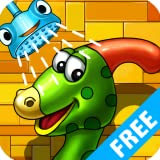 Dino Bath & Dress Up (FREE)- educational learning kids games for girls