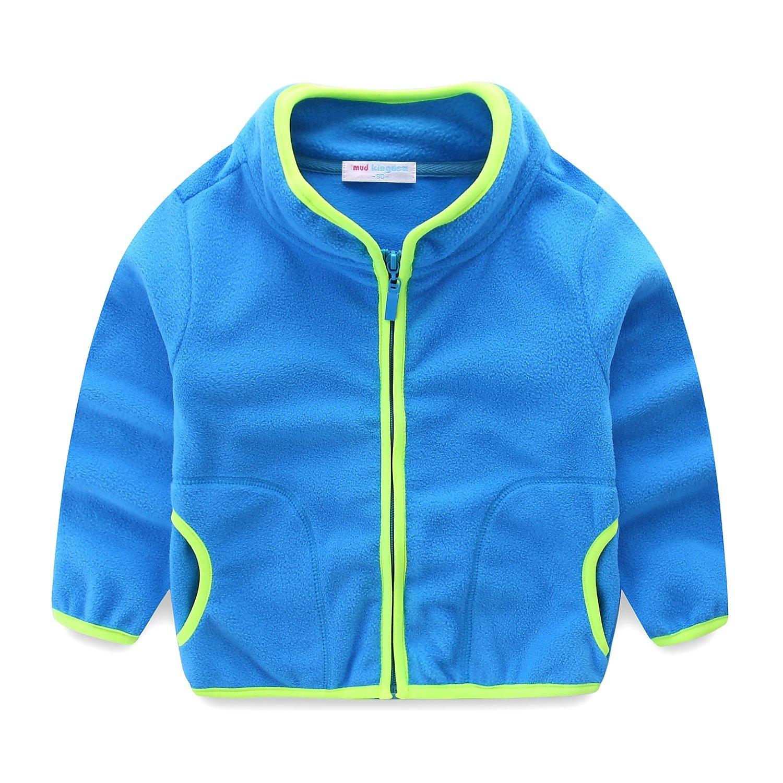 LittleSpring Little Boys\' Coat Jacket Zipper SS-S0042m