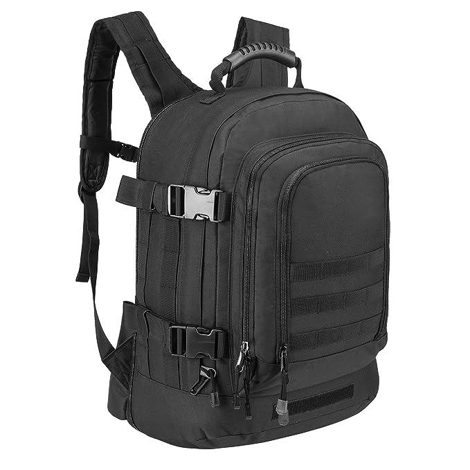 Amazon.com: Pans Mochila militar para exteriores, mochila ...