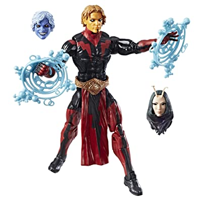 Marvel Guardians of the Galaxy Legends Series Cosmic Protectors: Adam Warlock, 6-inch: Toys & Games