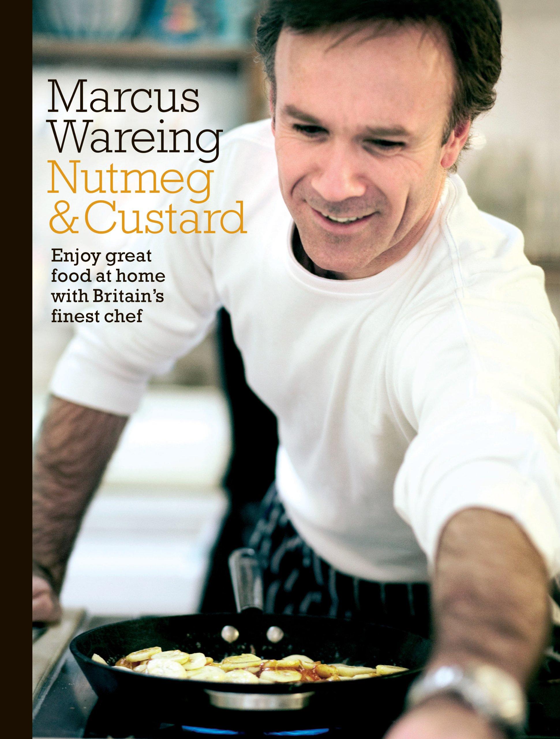 Nutmeg And Custard Amazon Co Uk Wareing Marcus 9780593075395 Books