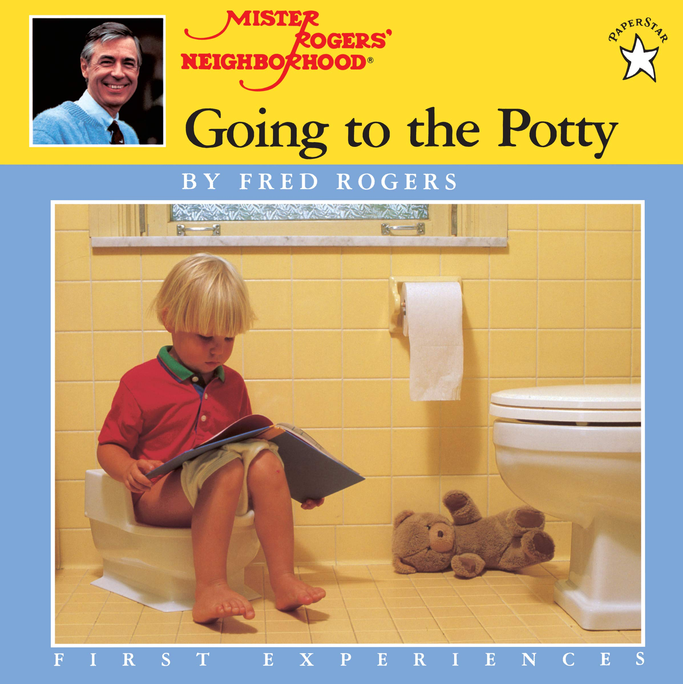 bef3aec623ff7 Going to the Potty (Mr. Rogers)  Fred Rogers  9780698115750  Amazon.com   Books
