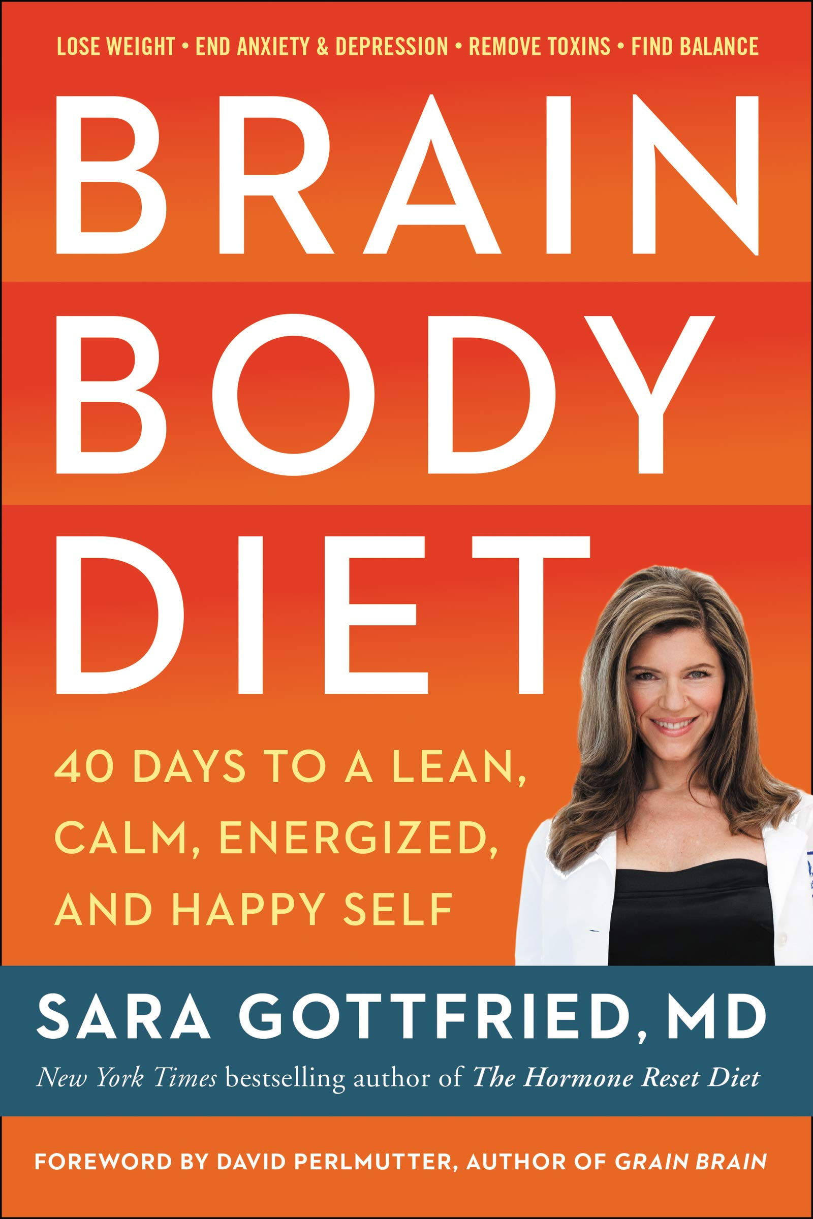 Brain Body Diet Energized Happy product image