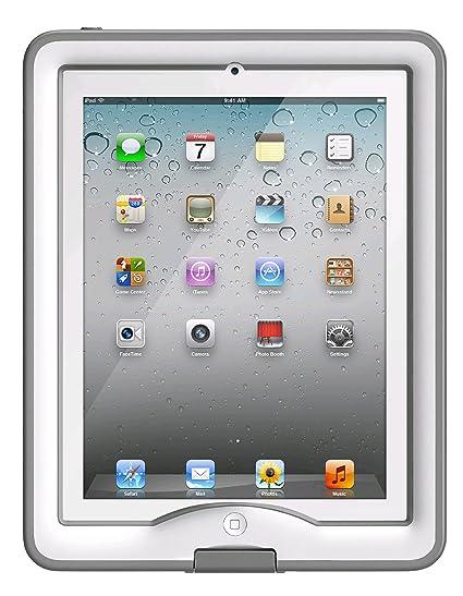 innovative design 14e3d 1bc37 LifeProof 1103-02 Nüüd Case Stand for iPad Gen 2, 3, 4 - White / Gray