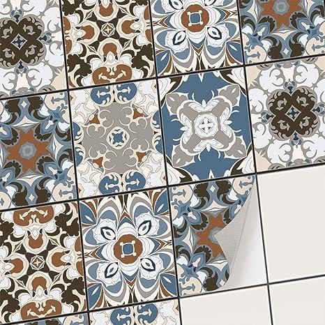Creatisto Mosaik Fliesen Fliesensticker Fliesenfolie Aufkleber