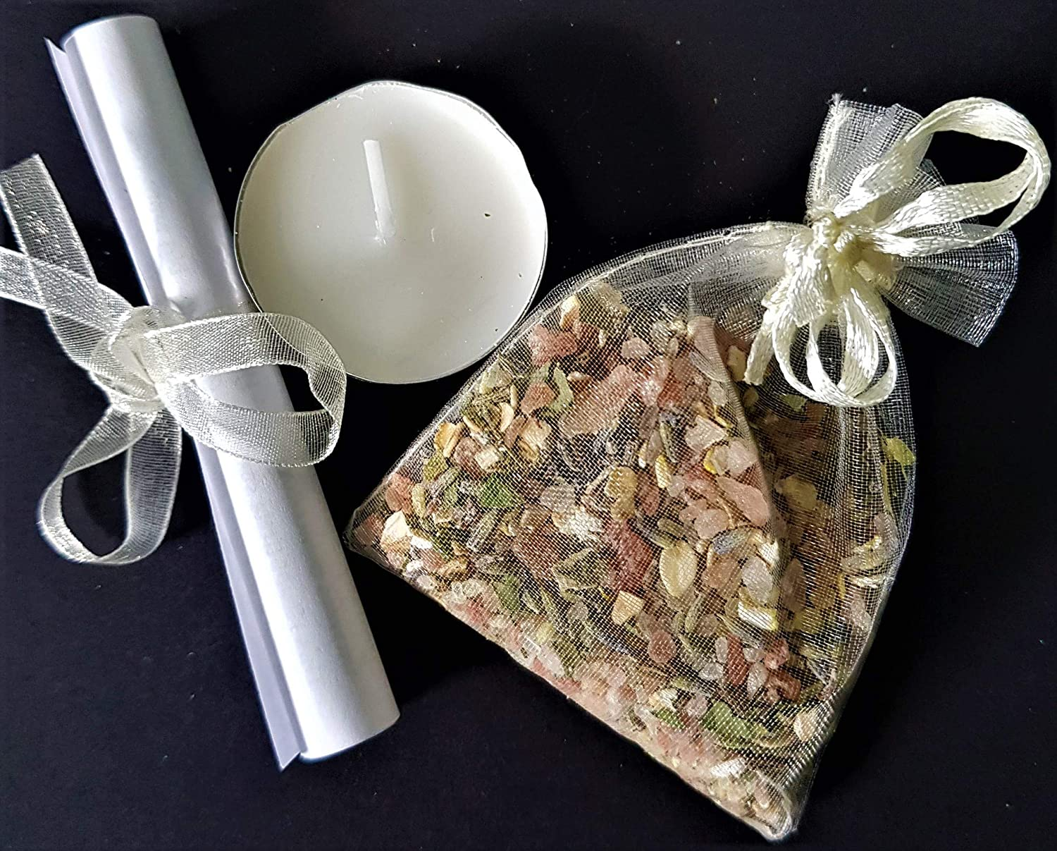 Witchs Little Spell ~ Top Protection ~ Bath ~ Shower ~ Personal Protection ~ Also Protect From Psychic Attack ~ Complete Magical Spell Kit