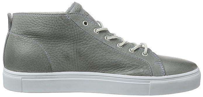 Blackstone LM11, Herren Hohe Sneakers, Blau (Nordic blu), 46 EU