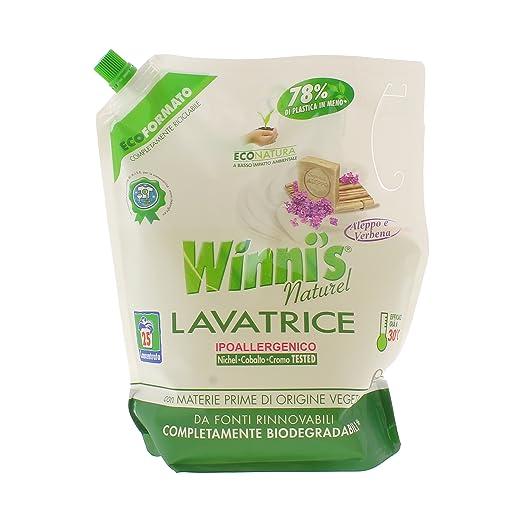 30 opinioni per Winnis- Lavatrice Ipoallergenico, 1495 Ml
