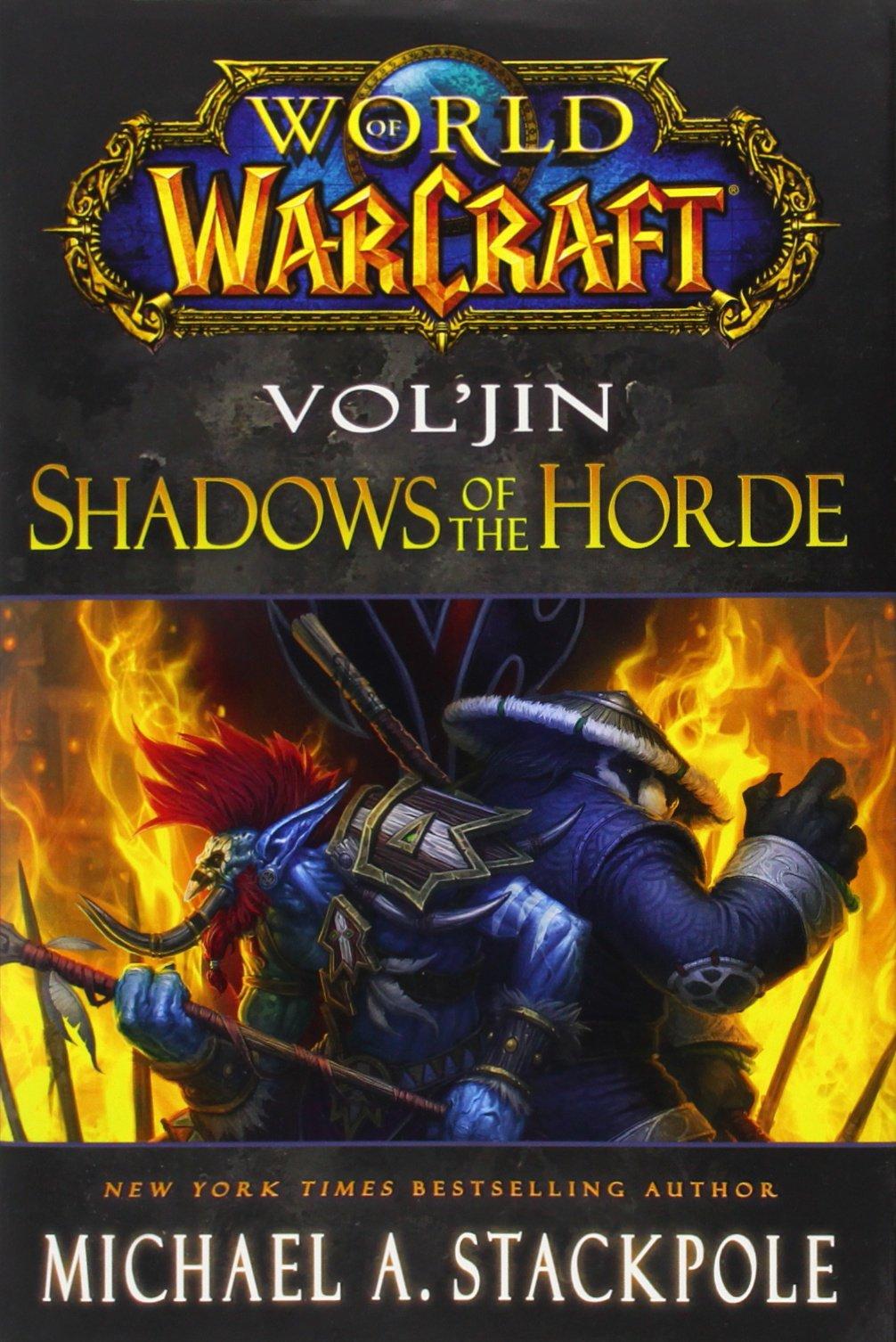 Download World of Warcraft: Vol'jin: Shadows of the Horde pdf epub