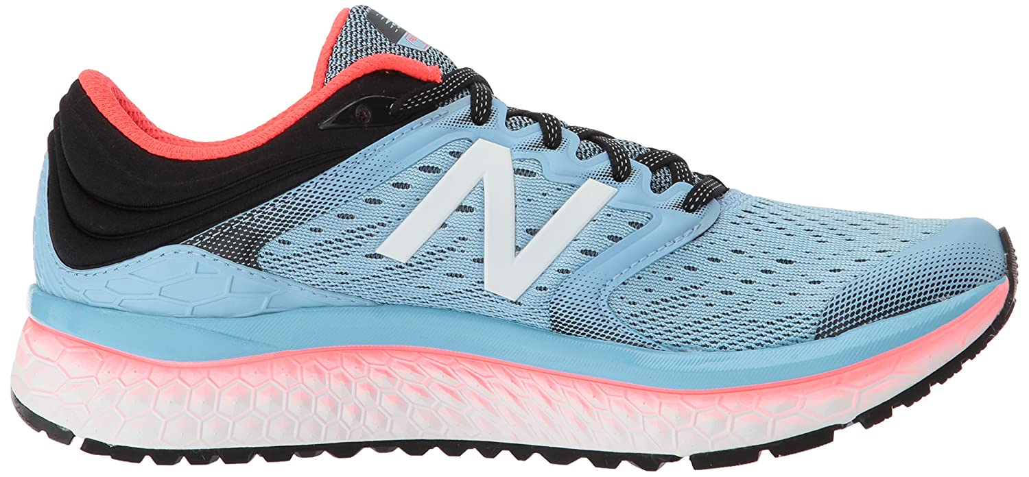 New Balance Women's 1080v8 Fresh Foam Running Shoe B072MFLYFY 12 2A US|Light Blue