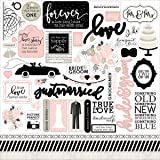 Elements - Wedding Bliss Cardstock Stickers