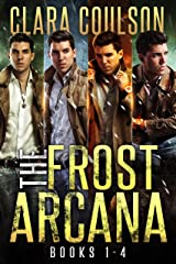 The Frost Arcana Books 1-4 (The Frost Arcana Box Sets Book 1) Kindle Edition