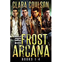 The Frost Arcana Books 1-4 (The Frost Arcana Box Sets Book 1)