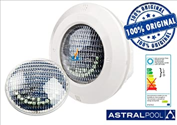 Proyector LumiPlus PAR56 1.11 - STD Luz Blanca - 52599 LumiPlus PAR56 1.11 / embellecedor ABS / luz blanca: Amazon.es: Jardín
