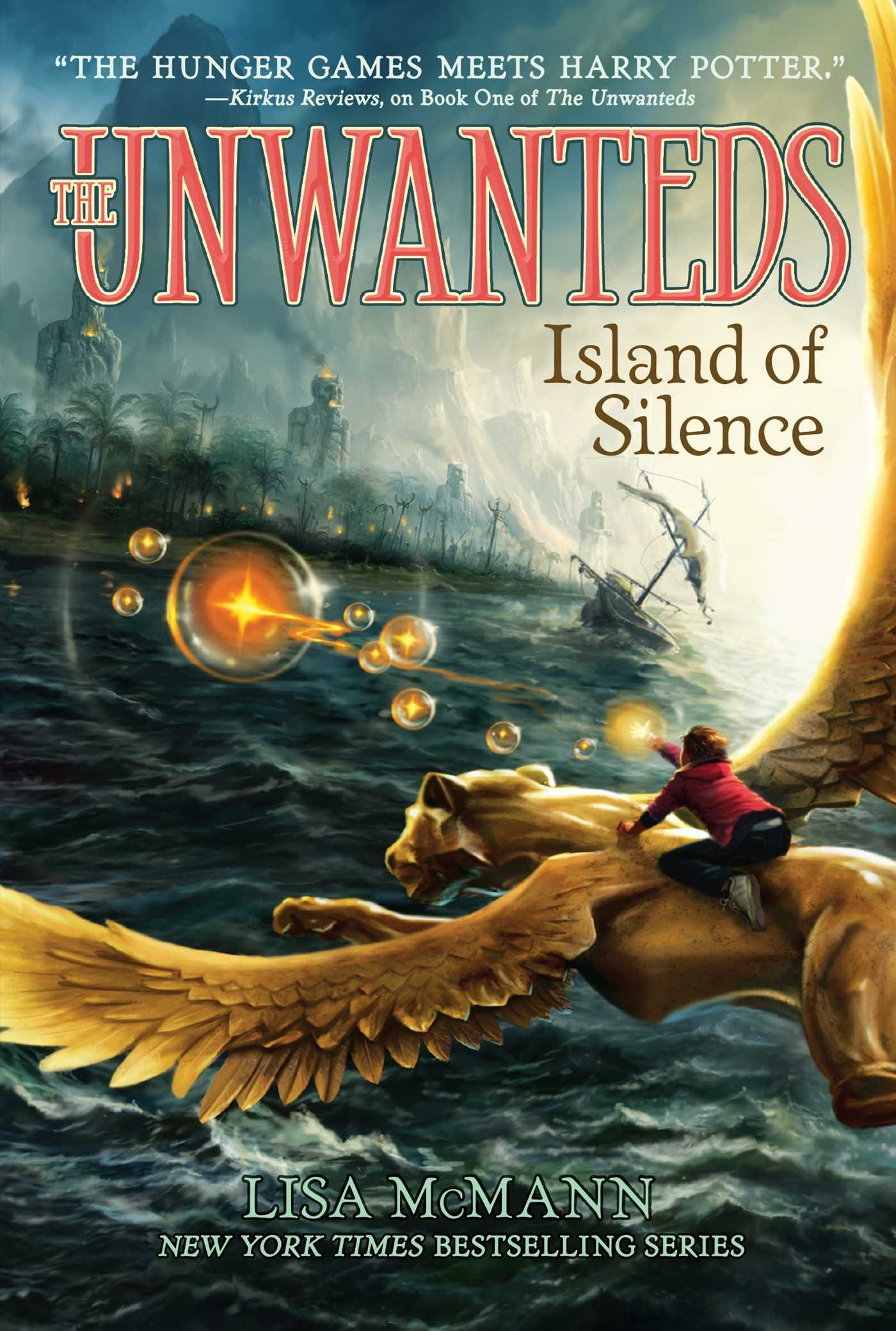 Download Island of Silence (The Unwanteds) pdf epub