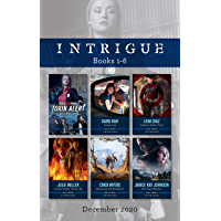 Intrigue Box Set 1-6 Dec 2020/Toxin Alert/Texas Law/Cowboy Under Fire/Crime Scene Cover-Up/Mountain of Evidence/The Last…