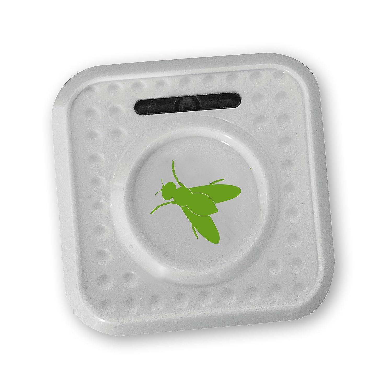 ISOTRONIC Insektenschutz Fliegenschutz Fliegenabwehr batteriebetrieben Insektenabwehr gegen Fliegen (1)