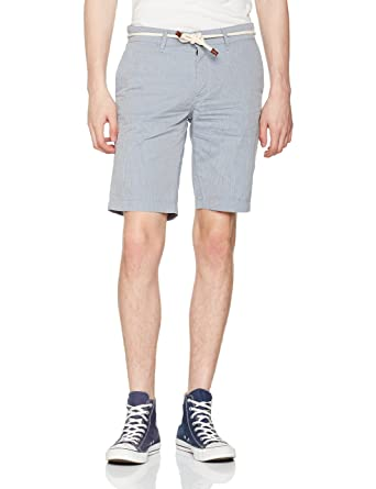 bcbc4a074da207 JACK   JONES Herren Shorts JJISTRIPED Chino Long AKM 291