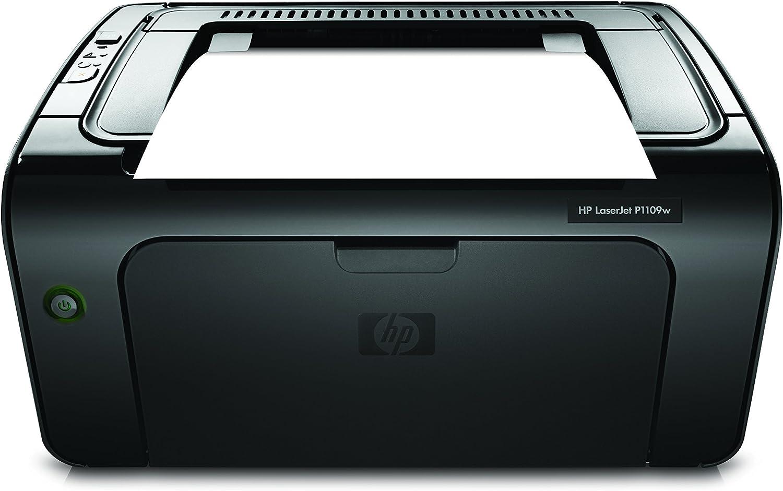 HP Laserjet Pro P1109w Monochrome Printer, (CE662A) (Renewed)