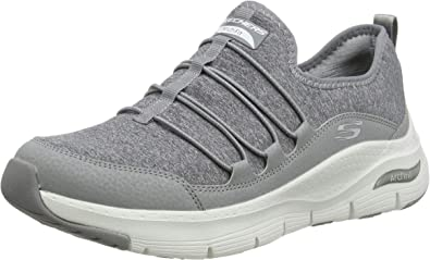 habla Encantador venganza  Amazon.com | Skechers Women's Arch Fit-Rainbow View Sneaker | Walking