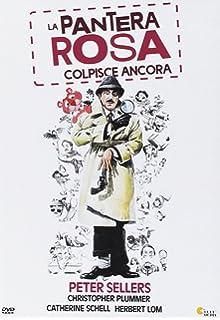 Peter Sellers Collection I Film Della Pantera Rosa 5 Dvd Amazon