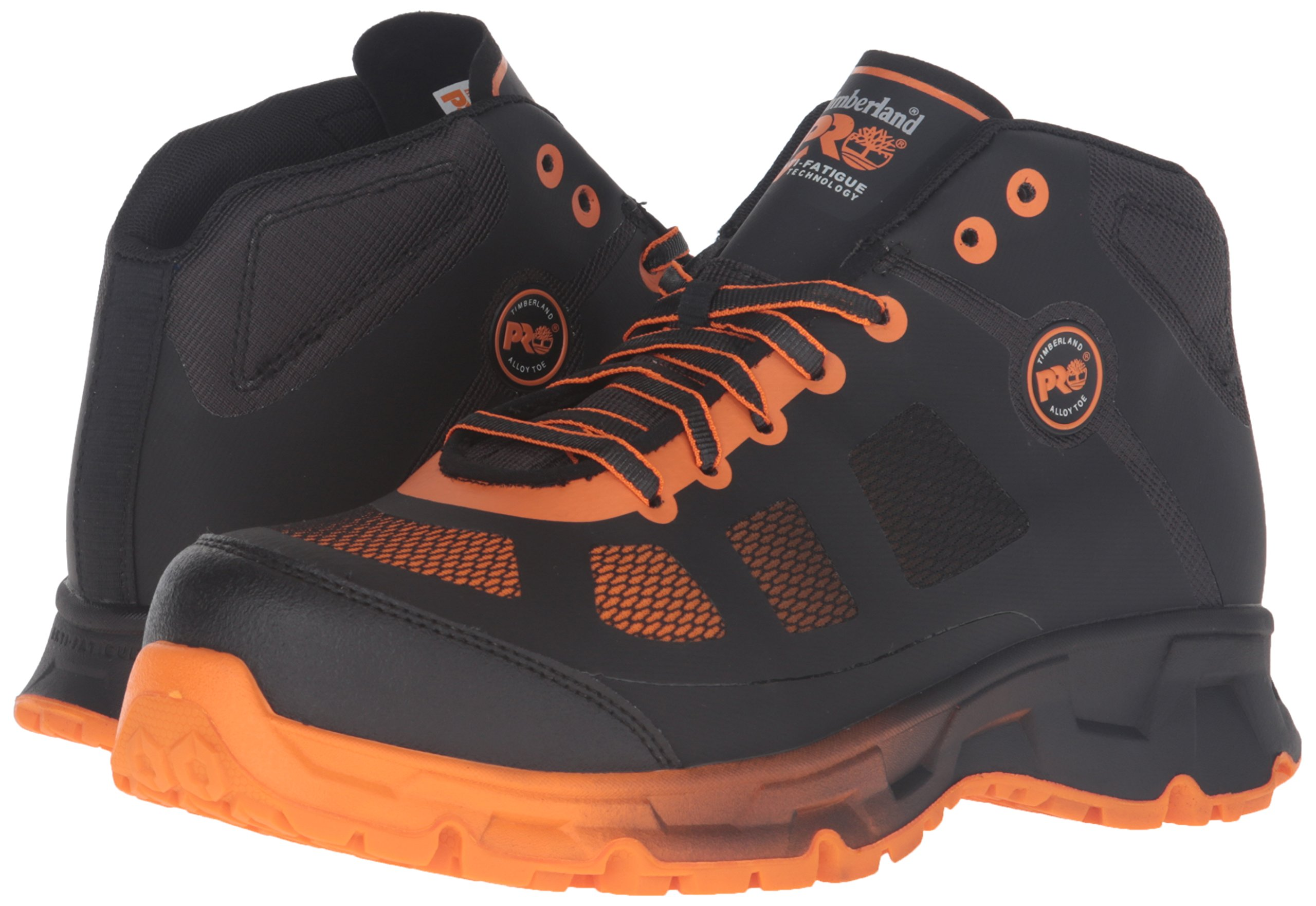 861ead1054e Timberland PRO Men's Velocity Alloy Safety-Toe Mid Industrial and ...