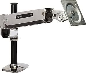 Ergotron LX HD Sit-Stand Desk Mount LCD Arm - Mounting Kit