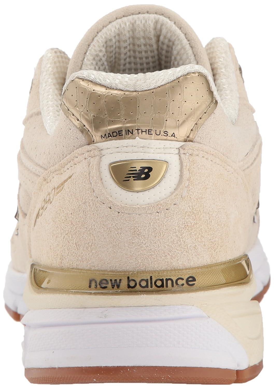 Běžecká obuv New Balance Běžecká Women obuv s 990v4 Balance Angora  Angora  215bd66 52cda60046