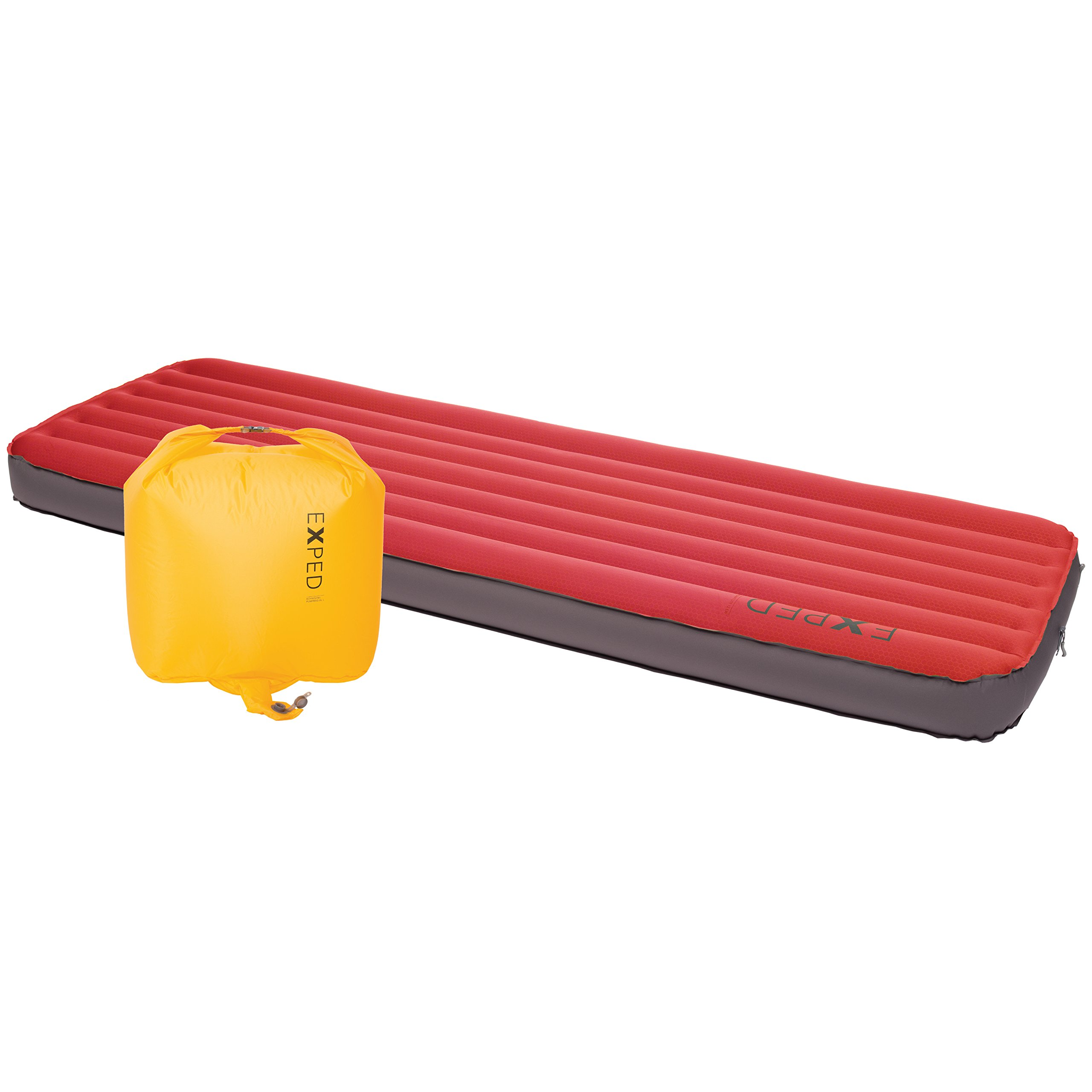 Exped MegaMat Lite 12 Sleeping Pad, Ruby Red, Large Wide by Exped