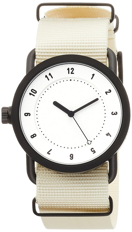 [ティッドウォッチ]TID Watches 腕時計 NO.1 ナイロンベルト TID01-36WH/NWH 【正規輸入品】 B07235LB54