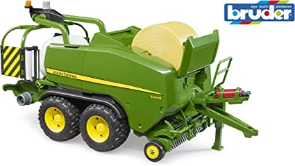 Amazon.com: Bruder 02032 John Deere - Envoltorio, color ...