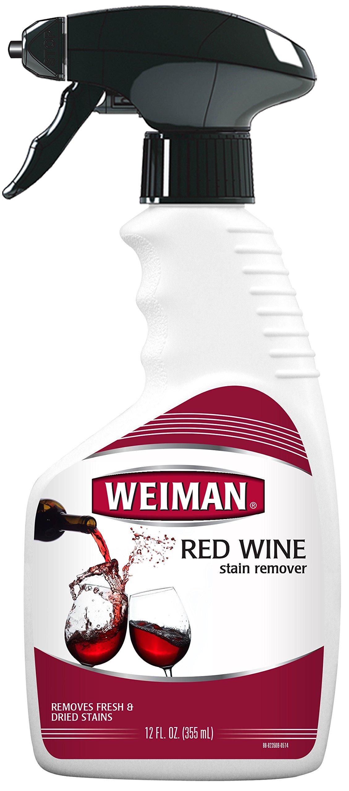 Weiman Red Wine Stain Remover, 12 fl. oz.