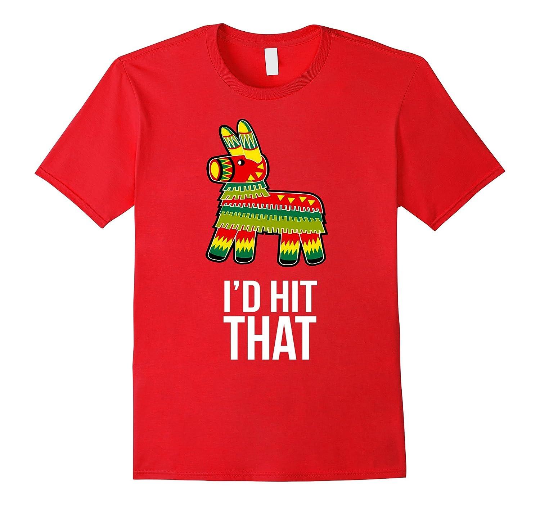 Funny T-shirt - Id Hit That-BN