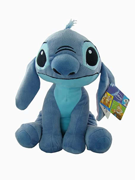 Amazon.com: Play Stitch 12-Inch Disney Lilo y Stitch TV Series Plush Soft Toy: Toys & Games