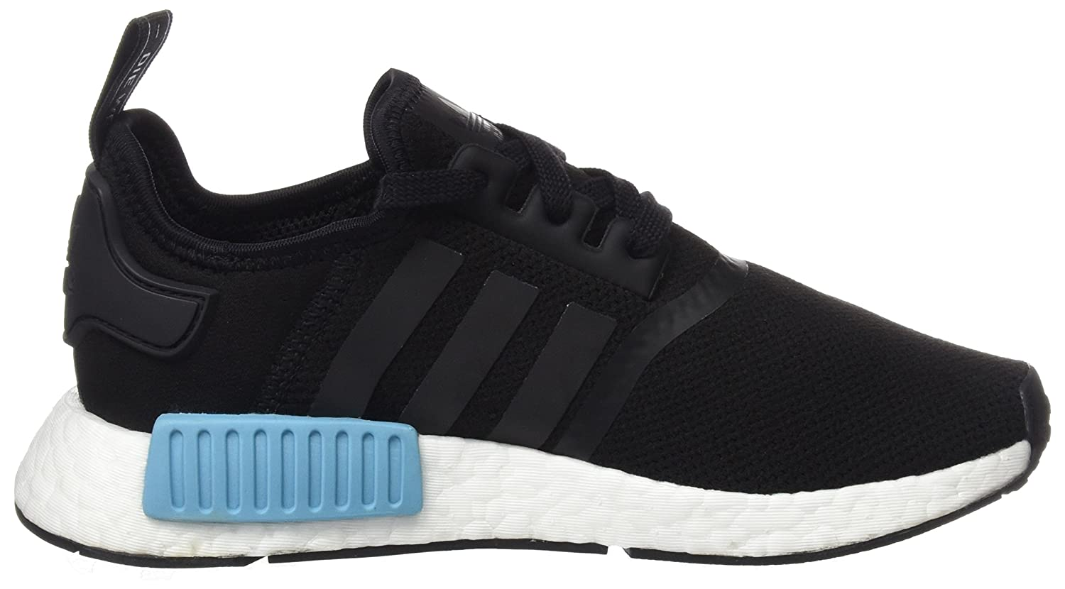 a51973a8a8ee5 NMD R1 Primeknit Womens in Shock Pink Core Black by Adidas  ADIDAS   Amazon.ca  Shoes   Handbags