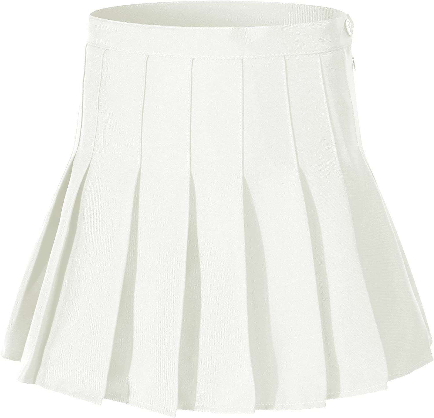 Beautifulfashionlife Girl`s Short Pleated School Dresses for Teen Girls Tennis Scooters Skirts: Clothing