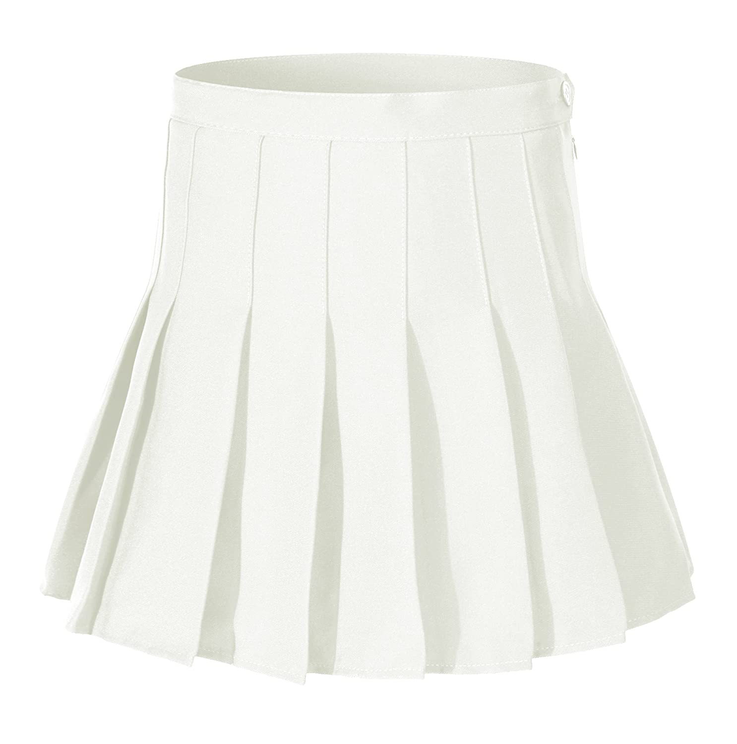 感謝の声続々! Beautifulfashionlife SHORTS B07CM9KLHX レディース B07CM9KLHX White Single-layer Waist:27.5 Single-layer Inch Inch|White Waist:27.5 Inch|White Single-layer, ランドリープラス:a65b4d6d --- mcrisartesanato.com.br
