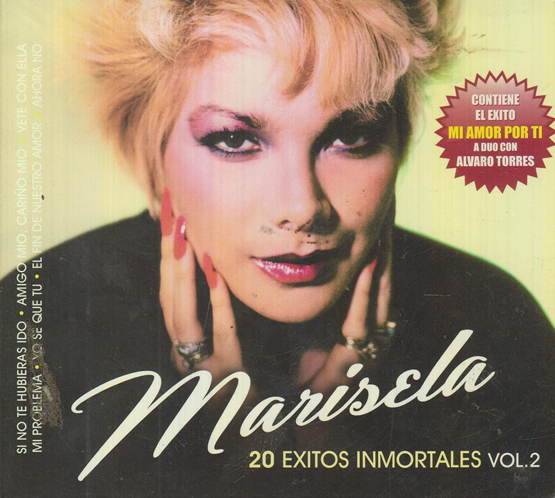 20 EXITOS INMORTALES VOL.2 MARISELA 20 CANCIONES - Amazon.com Music