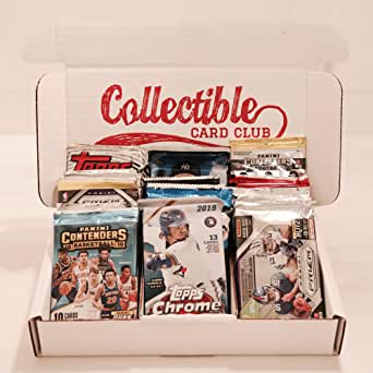 Collectible Card Club - Subscription Box: Platinum