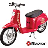 """Razor Pocket Mod Bellezza Euro-Style Electric Scooter for Ages 14+, Up to 70 Minutes Ride Time, 16"""" Pneumatic Tires…"""