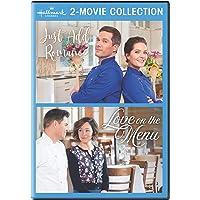 Hallmark 2-Movie Collection: Just Add Romance & Love on the Menu