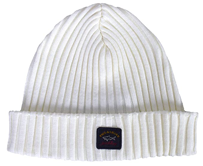 fc36269accdc9 Image Unavailable. Image not available for. Colour  Paul   Shark Wool  Beanie Hat ...